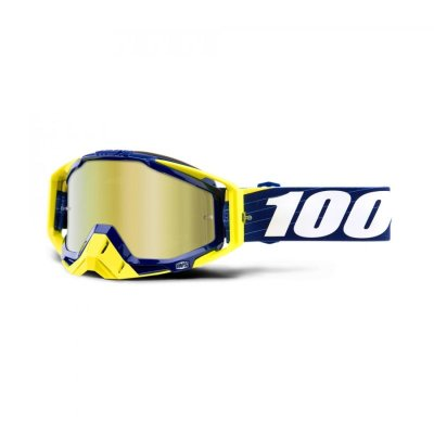 100% Racecraft Bibal/Navy ajolasit