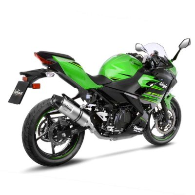 Ninja 400 18-> LeoVince LV One EVO slip-on