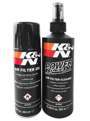 K&N Filter sevice kit spray