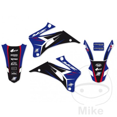 YZ250F/YZ450F 06-09 Blackbird Dream 4 tarrasarja