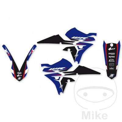 WR250F 15-19, WR450F 16-18 Blackbird Dream 4 tarrasarja