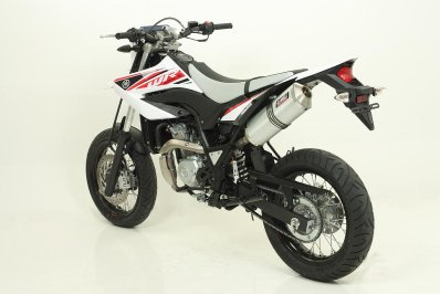WR125R/X 09-13 Giannelli Ipersport slip-on