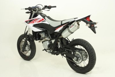 WR125R/X 09-13 Giannelli Ipersport full system