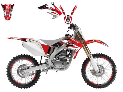 Tarrasarja CRF250R 04-09, CRF250X 04-16 Dream 3