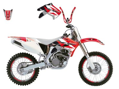 Tarrasarja CRF450R 02-04 Dream 3