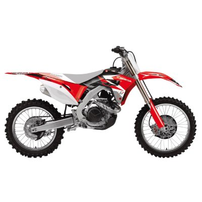 Tarrasarja CRF250R 18->, CRF450R 17-> Blackbird Dream 3