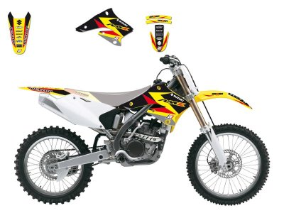 RM-Z250 04-06 Blackbird Dream 3 tarrasarja