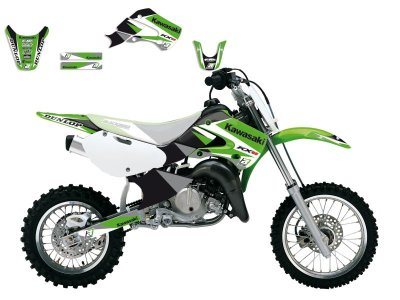 Tarrasarja KX65 00-16 Dream 3