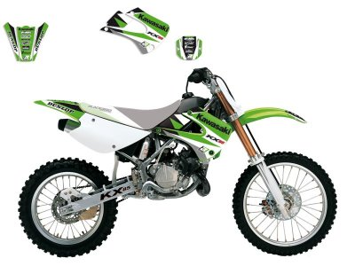 Tarrasarja KX85 01-13 Dream 3