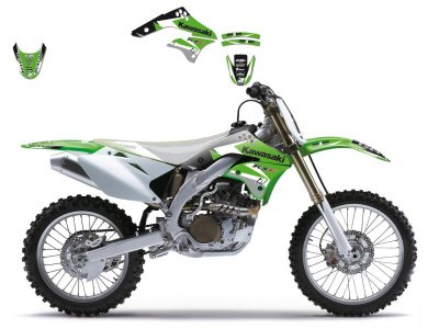 Tarrasarja KX450F 06-08 Dream 3