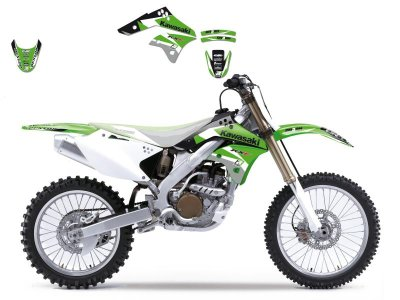 Tarrasarja KX250F 06-08 Dream 3