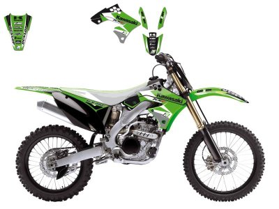 Tarrasarja KX250F 09-12 Dream 3