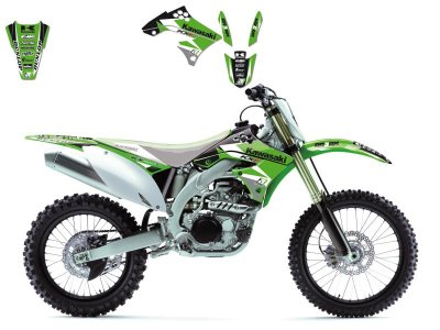 Tarrasarja KX450F 09-11 Dream 3