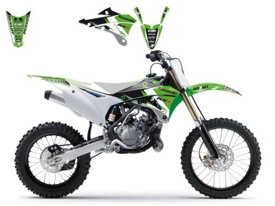 Tarrasarja KX85 14-> Blackbird Dream 3