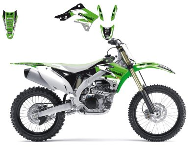 Tarrasarja KX450F 16-18 Blackbird Dream 3
