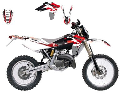 Tarrasarja Dream 3 CR/WR 125-250 06-08, WR250 06-13