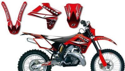 Dream Kit EC125-300 07-09, FSR450 07-10