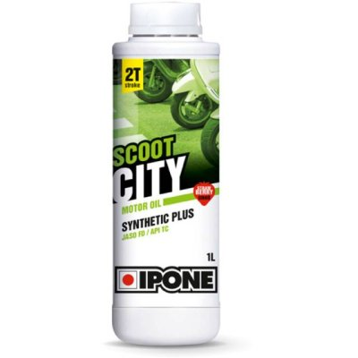 Ipone Scoot City Strawberry 1L
