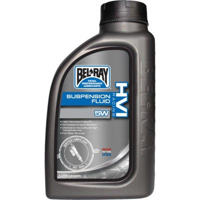 Bel-Ray HVI Racing Suspension Fluid 10W 1L