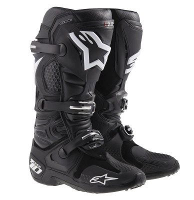 Crossisaappaat Alpinestars Tech 10 musta