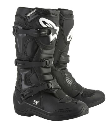 Crossisaappaat Alpinestars Tech 3 musta
