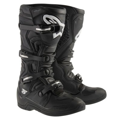 Crossisaappaat Alpinestars Tech 5 musta