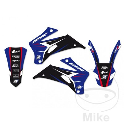 WR250F 07-14, WR450F 07-11 Blackbird Dream 4 tarrasarja
