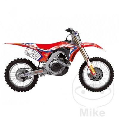CRF250R 18->, CRF450R 17-> Replica HRC 2019 complete kit