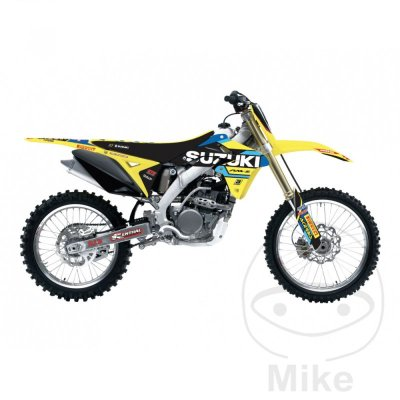 RM-Z450 08-17 Blackbird Replica Restyle complete kit