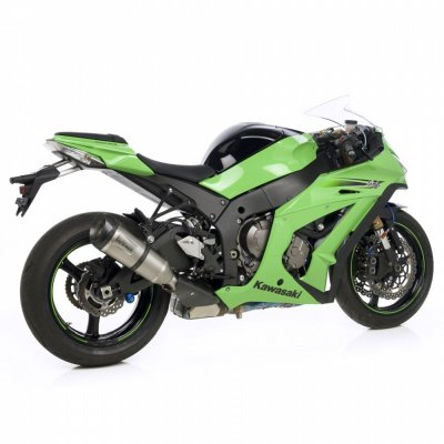 ZX-10R 11-15 LeoVince Factory S slip-on