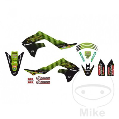 KX450 19-> Blackbird Replica complete kit