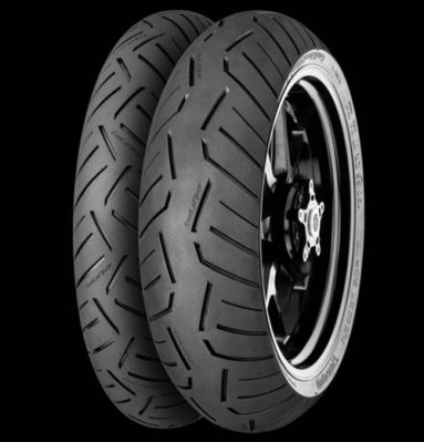 Continental Road Attack 3 110/70 ZR17 54W TL front