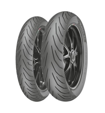 100/80-17 M/C 52S TL F Pirelli Angel City rengas