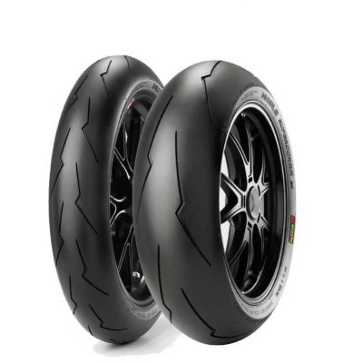 Pirelli Diablo Supercorsa SP 180/55 ZR17 M/C (73W) TL REAR