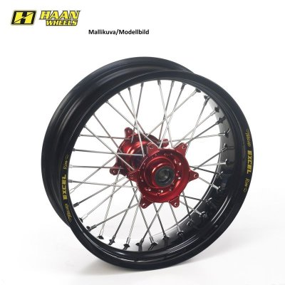 "Etuvanne CR/CRF 125-450 95-> 17-3,50"" Haan Wheels"