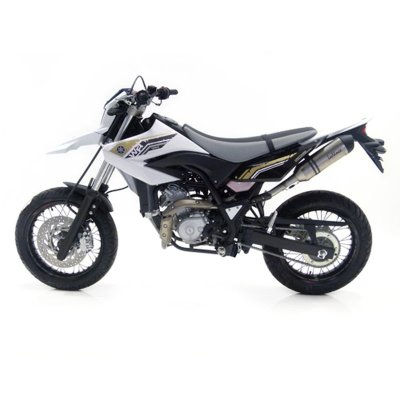 WR125R/WR125X 09-17 LeoVince LV One Slip-On